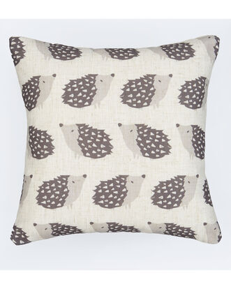 Ditsy Hedgehog Cushion