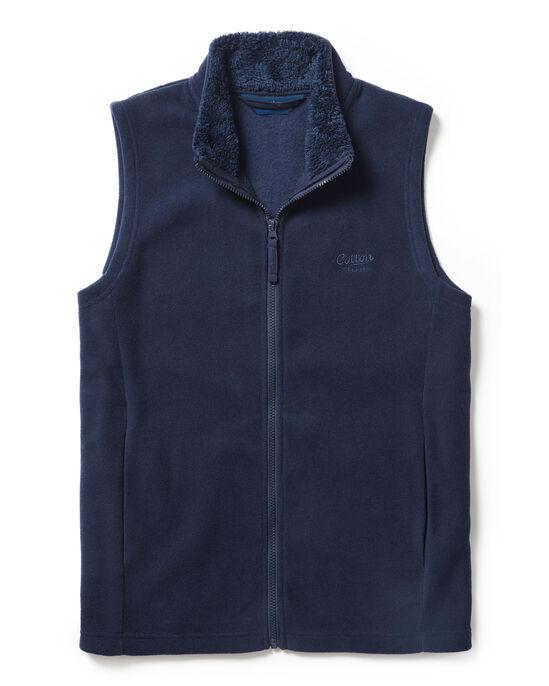 Luxury Fleece Gilet