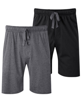 Pack of 2 Loungewear Shorts