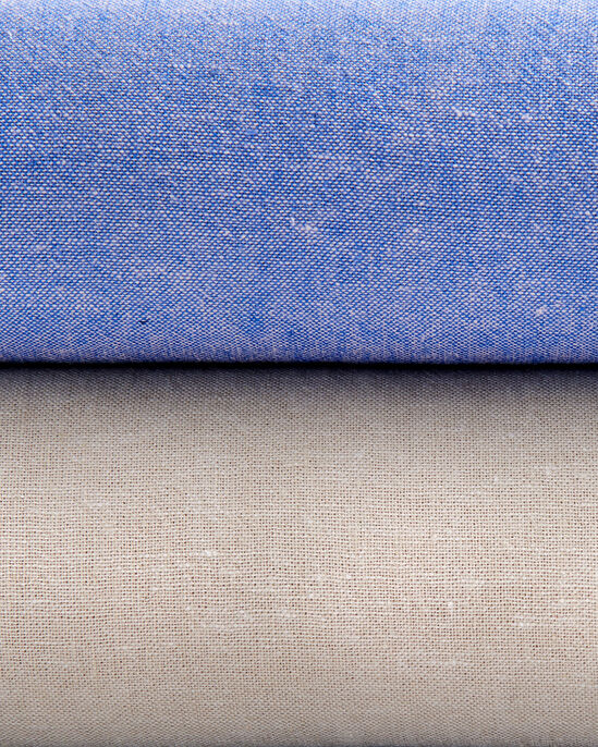 Linen-blend Shorts