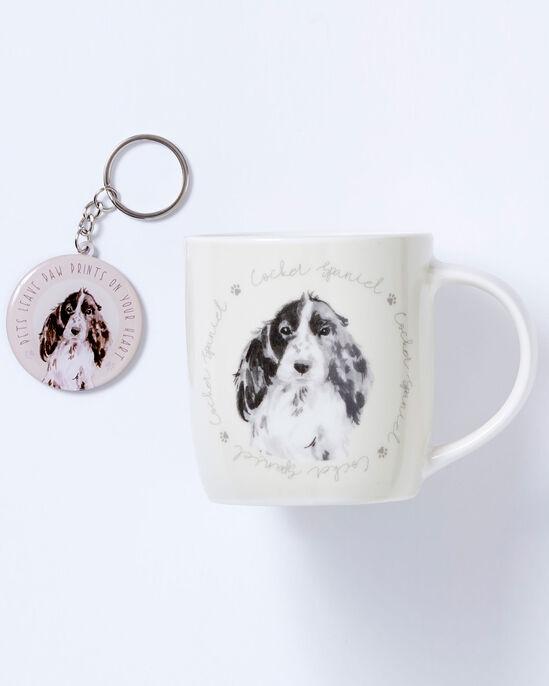 Mug and Keyring Set