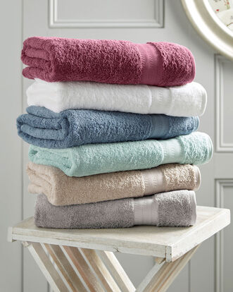 Cotton Bath Towel (600g)