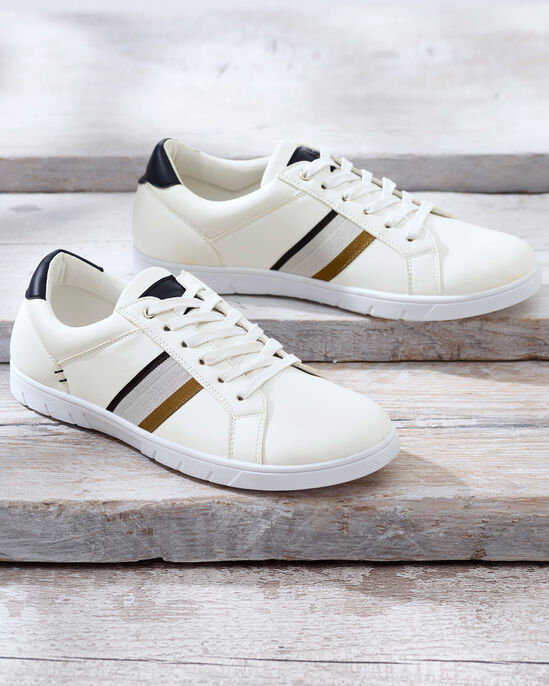 Classic Lace-Up Trainers