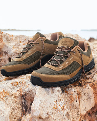 Suede Explorer Shoes