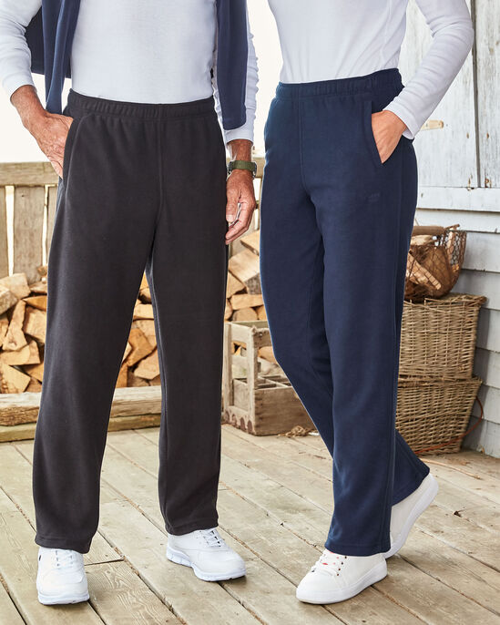 Recycled Microfleece Trousers