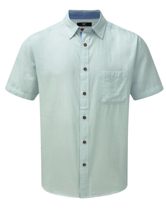Short Sleeve Woven Shirt