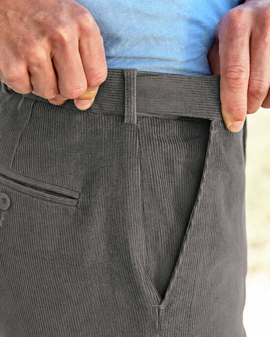 Comfort Cord Trousers