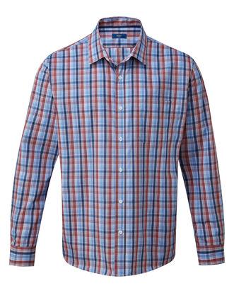 Multi Long Sleeve Classic Oxford Shirt