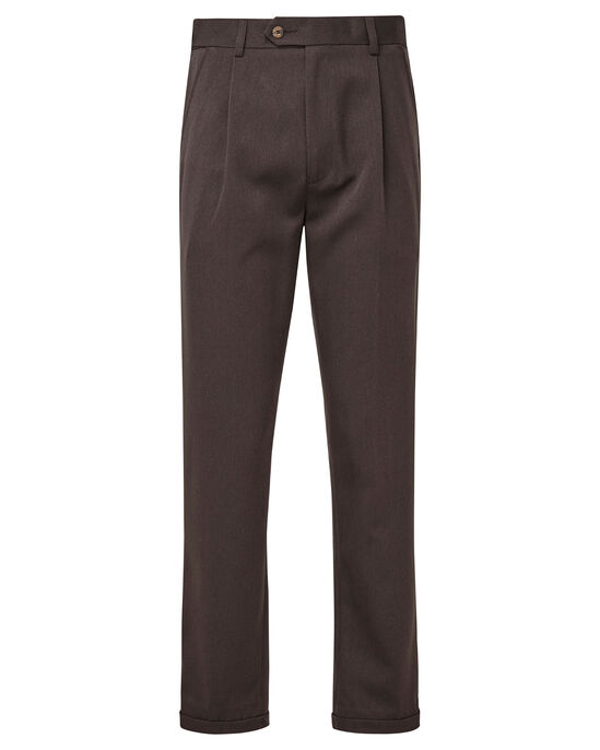 Pleat Front Luxury Trousers