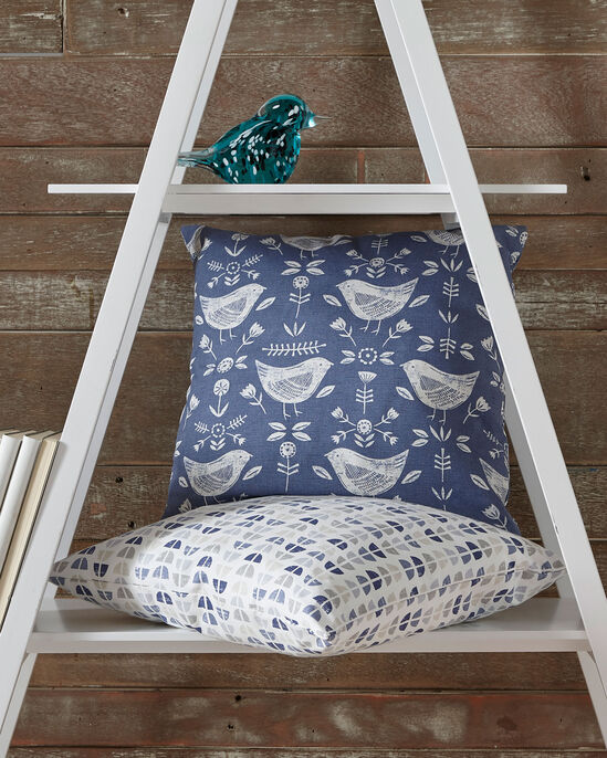 Skandi Blue Cushion