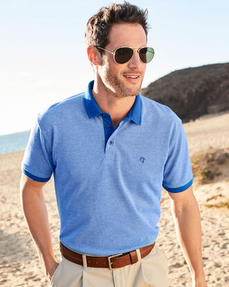 f170abbf7 Polo Shirts for Men | Cotton Polo Shirts - Cotton Traders