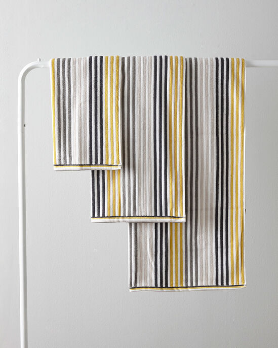 Stripe Bath Sheet (550gsm)