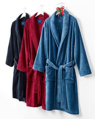 Fleece Dressing Gown