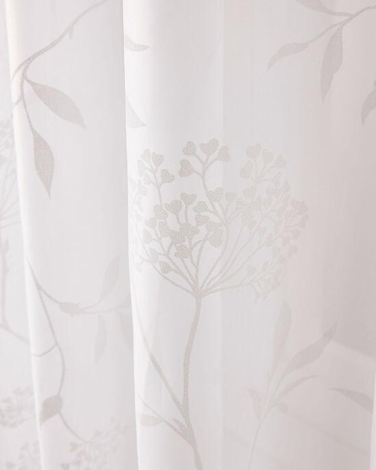 """Meadow Flowers Printed Voile (Pair) 55X90"""""""