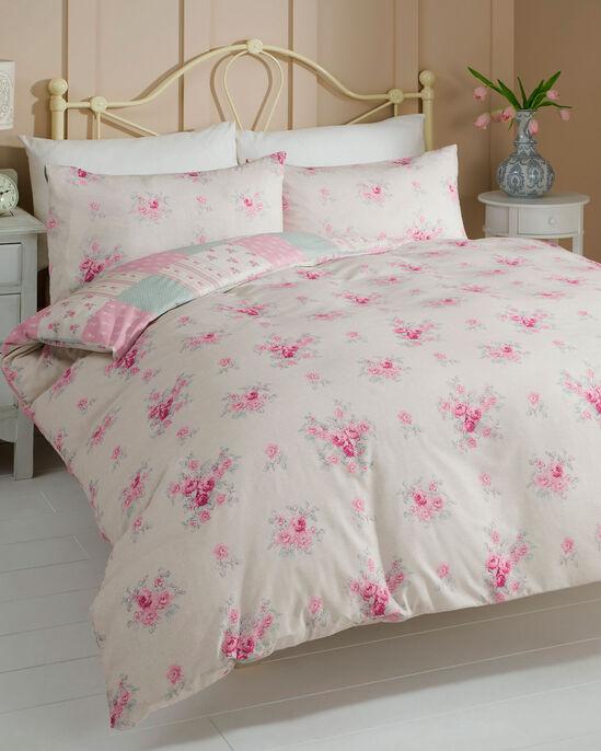 Floral Patchwork Duvet Set