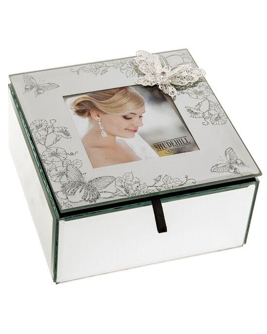 Mirrored Trinket Box