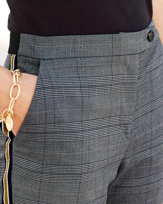 Elasticated Back Waist Trousers