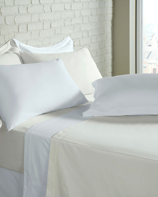 400 Thread Count Flat Sheet