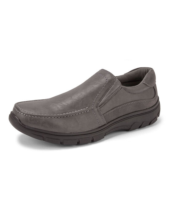 Slip-on Apron Trim Shoes