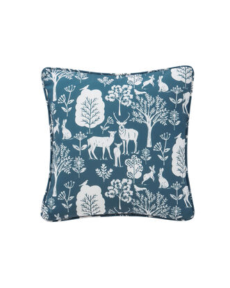 Woodland Scene Cushion