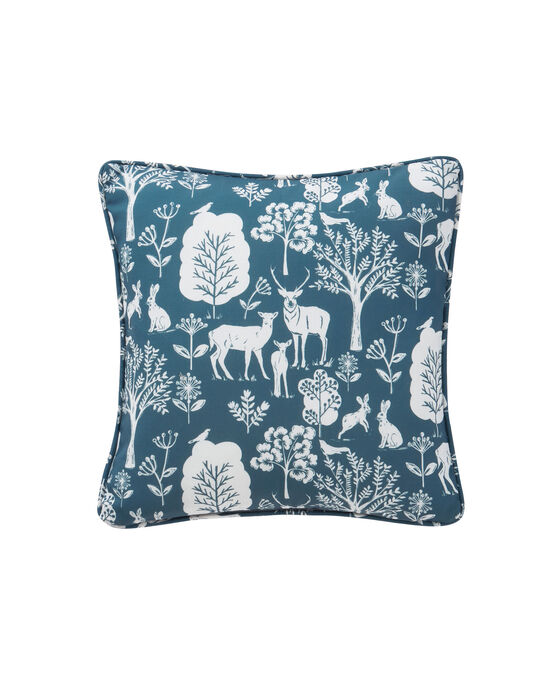 Woodland Scene Cushion