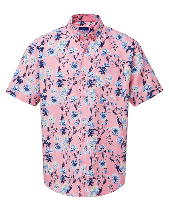 Soft Touch Print Shirt