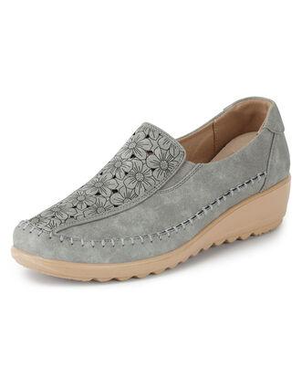 Flexisole Cut Out Detail Shoes