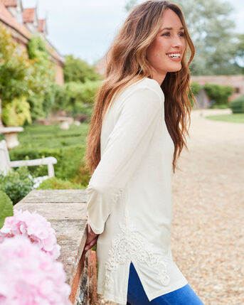 Side Detail Tunic