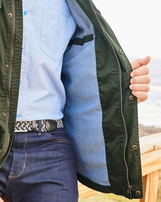 Cotton Utility Jacket