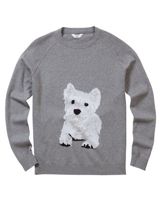 Fine Gauge Dog Jumper