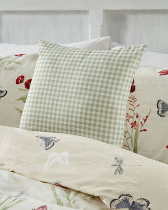 Country Diary Cushion (Filled)