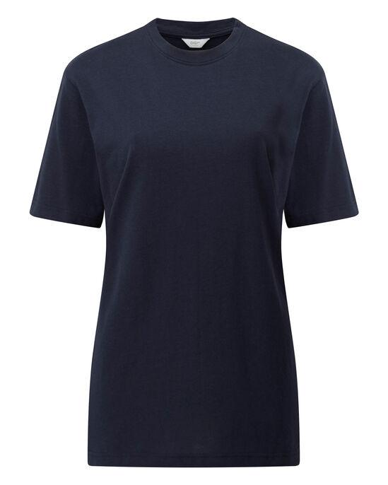 Cotton Organic Crew Neck T-shirt
