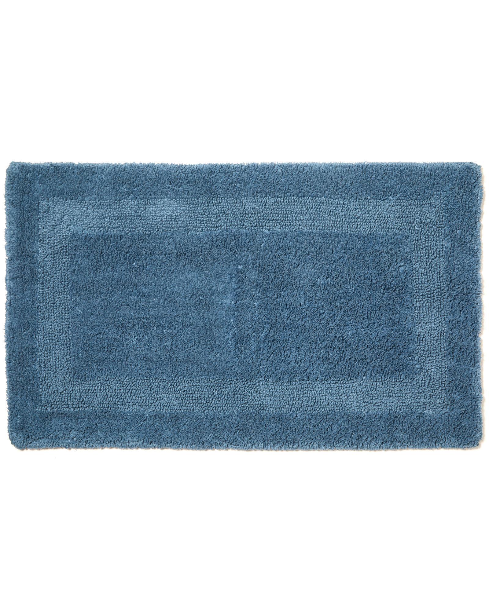 Bliss Pima luxury super soft absorbent stylish Bath sheet Petrol