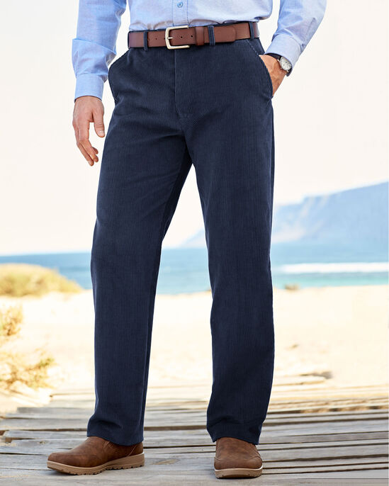 Cord Trousers