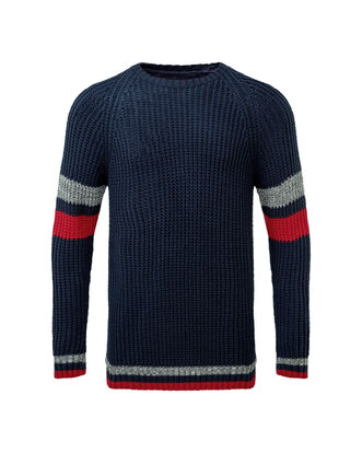 Navy Supersoft Crew Neck Jumper