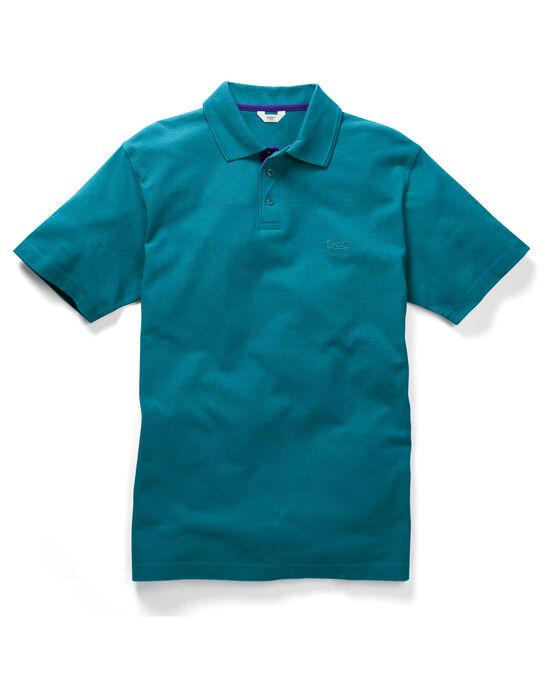 Short Sleeve Polo Shirt