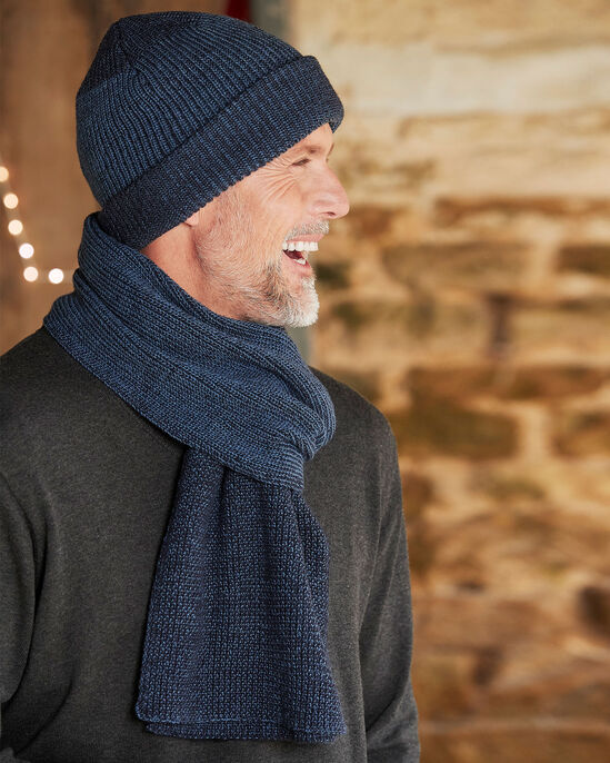 Thinsulate Hat and Scarf Set