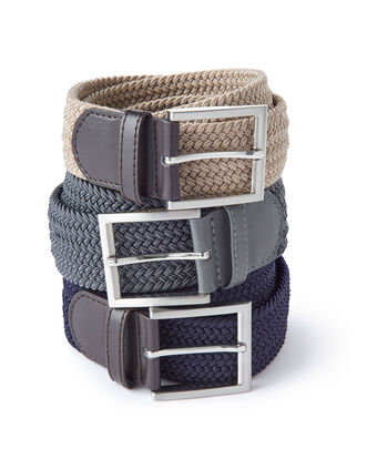 Men's Elasticated Belt