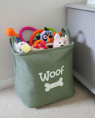 Woof Storage Basket