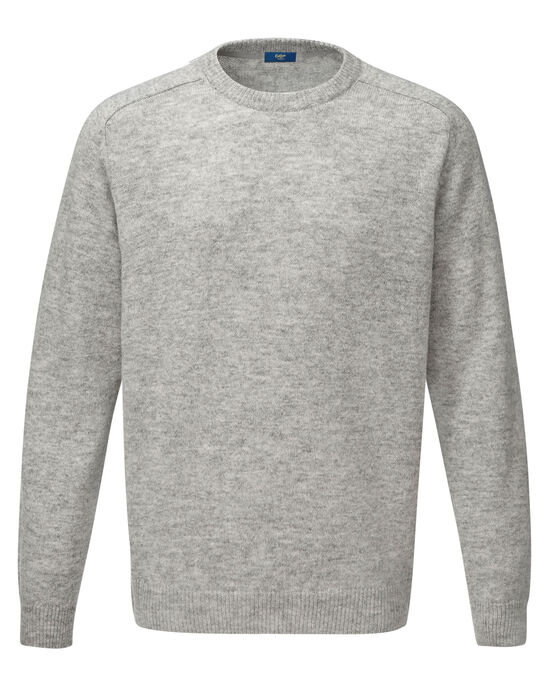 Lambswool-rich Jumper