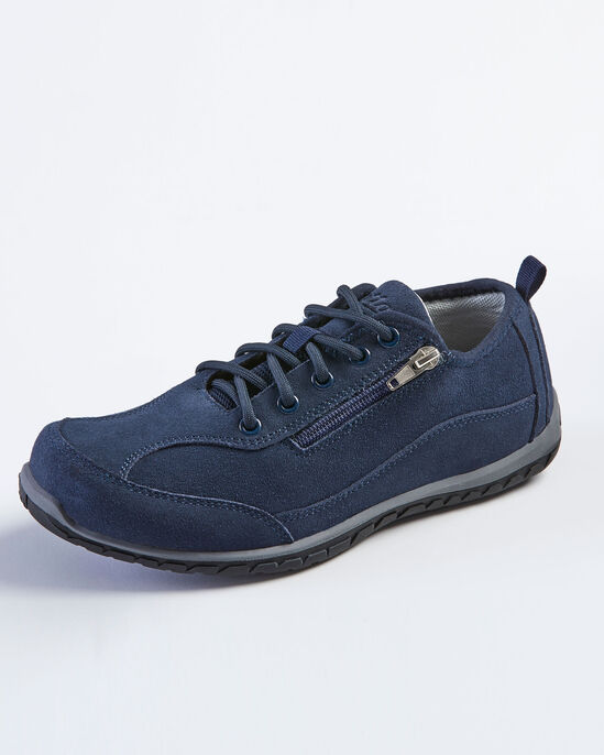 Leisure Flex Lace-up Trainers