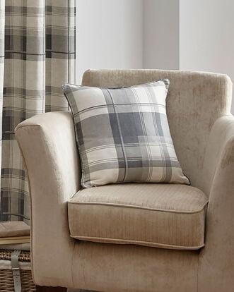 Balmoral Check Cushion Cover Pair