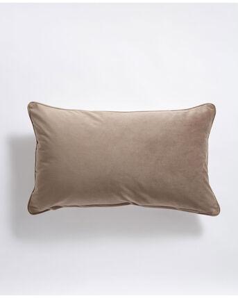 Woodland Button Cushion