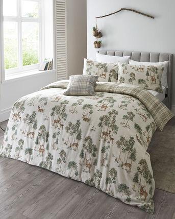 Cairnsmore Brushed Cotton Duvet Set