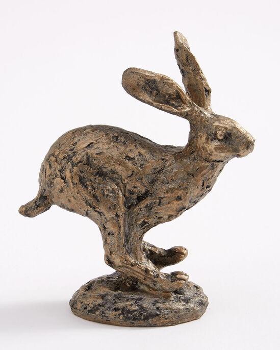 Running Hare Ornament