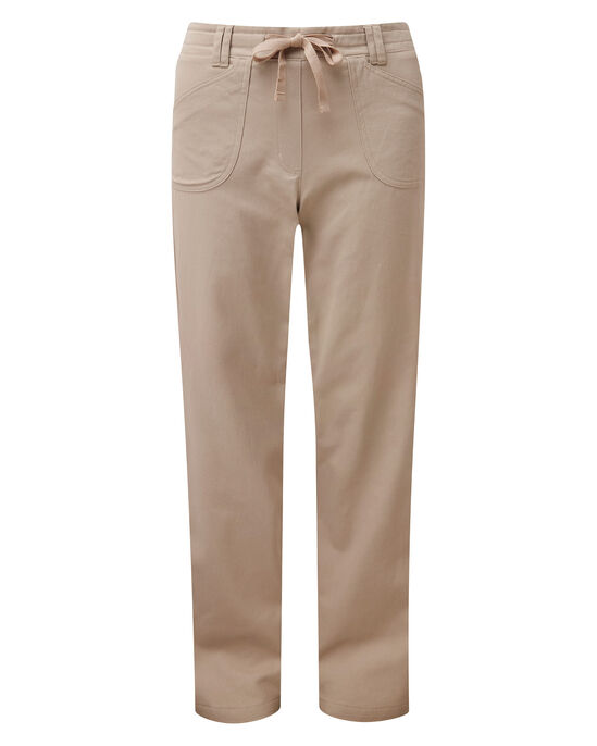 Wrinkle Free Comfort Trousers