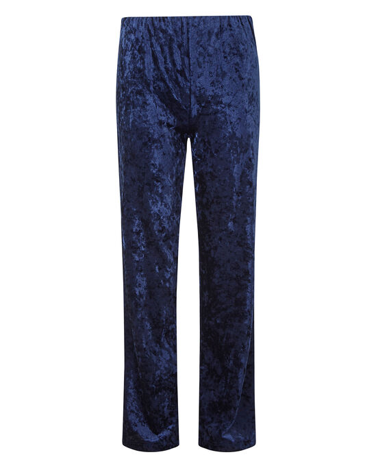 Crushed Velour Trousers