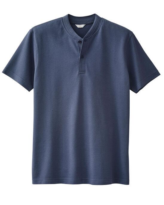 Organic Cotton Grandad T-shirt
