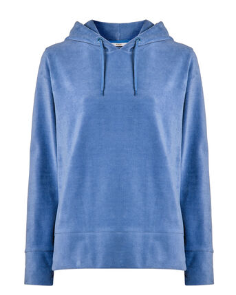 Chill-Out Jersey Cord Hoodie