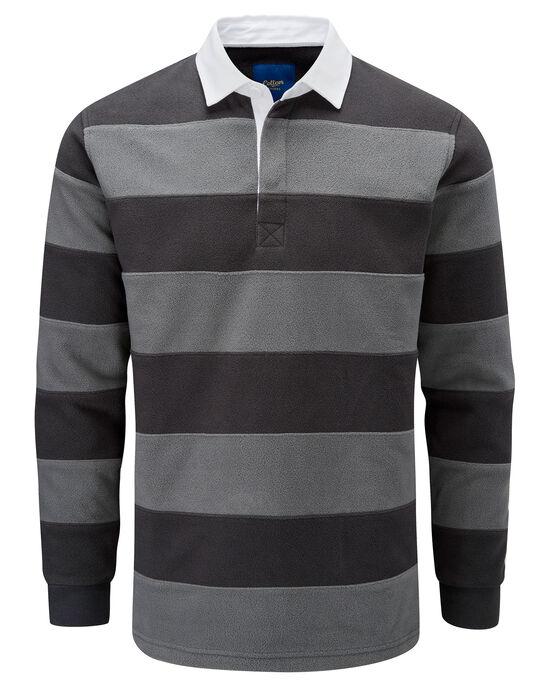 Fleece Stripe Rugby